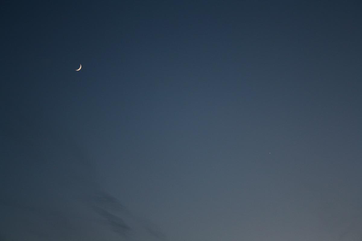 rapprochement Lune-Vénus  Img_7310