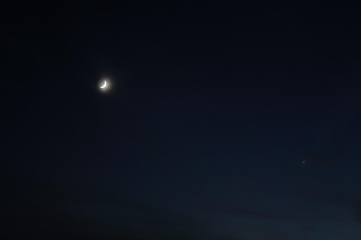 rapprochement Lune-Vénus  Img_7410