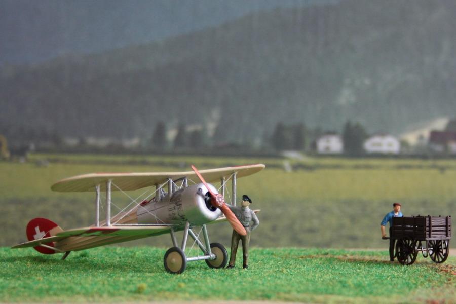 Nieuport Ni28 C1 Suisse de chez Revell au 1/72 Nieupo10