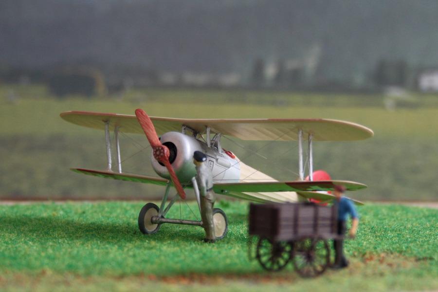 Nieuport Ni28 C1 Suisse de chez Revell au 1/72 Nieupo12
