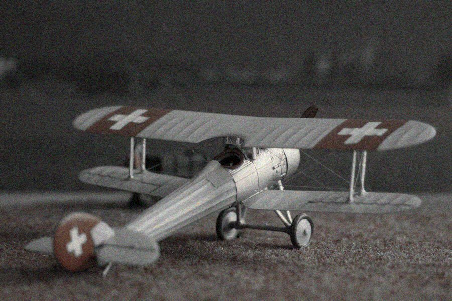 Nieuport Ni28 C1 Suisse de chez Revell au 1/72 Nieupo17