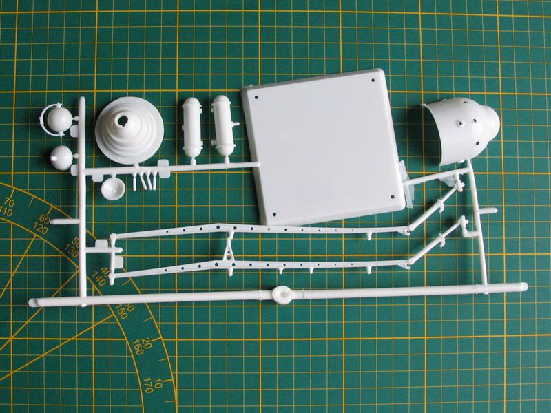 US Moon Ship de chez Lindberg : TERMINE ! ! ! Us_moo15