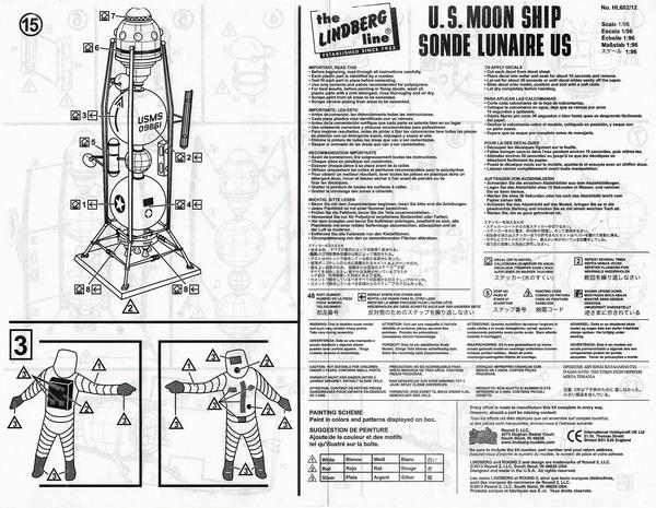 US Moon Ship de chez Lindberg : TERMINE ! ! ! Us_moo18