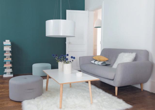 Conseil couleur canapé couleur table basse et disposition des meubles Captur56