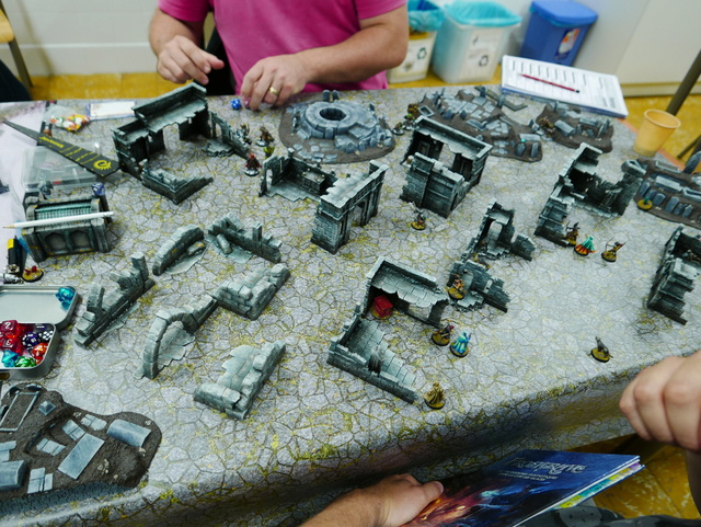 Frostgrave aux Arpenteurs de Rêves et à La Forge Ludique P1010310