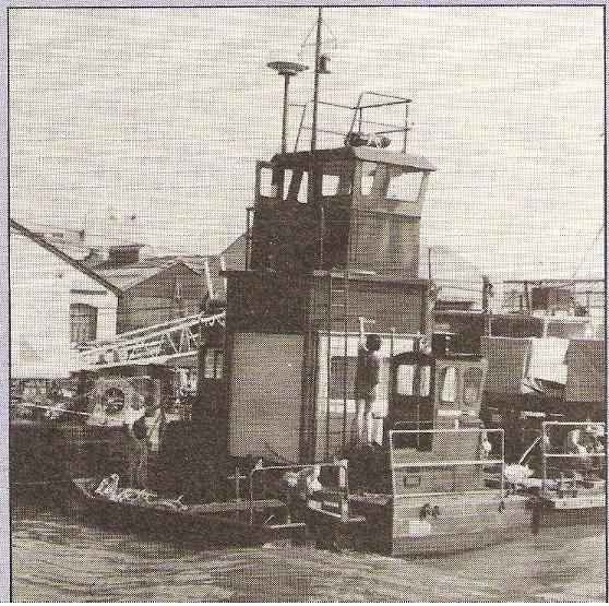 """petit """"Pushboat motorflote"""" réalisé en scratch 2a11"""
