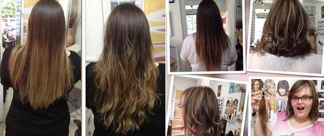 الشعر الطويل وصفات وعناية Long Hair