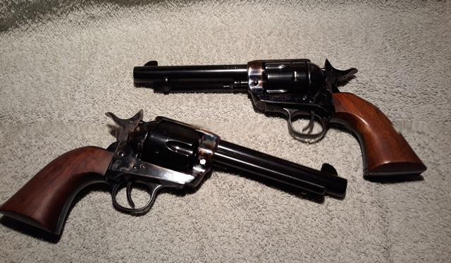 Vends revolver pietta 45 LC 5 1/2 1873  01611