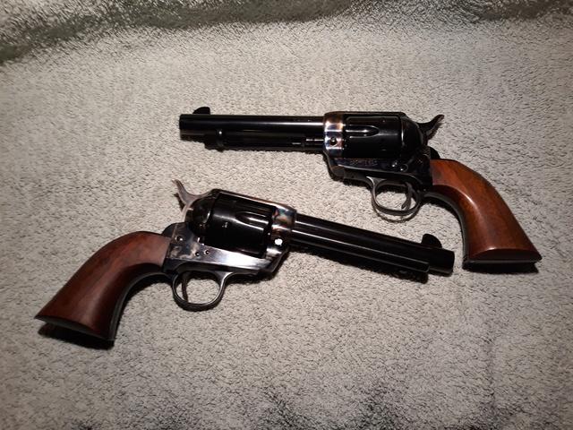 Vends revolver pietta 45 LC 5 1/2 1873  01811