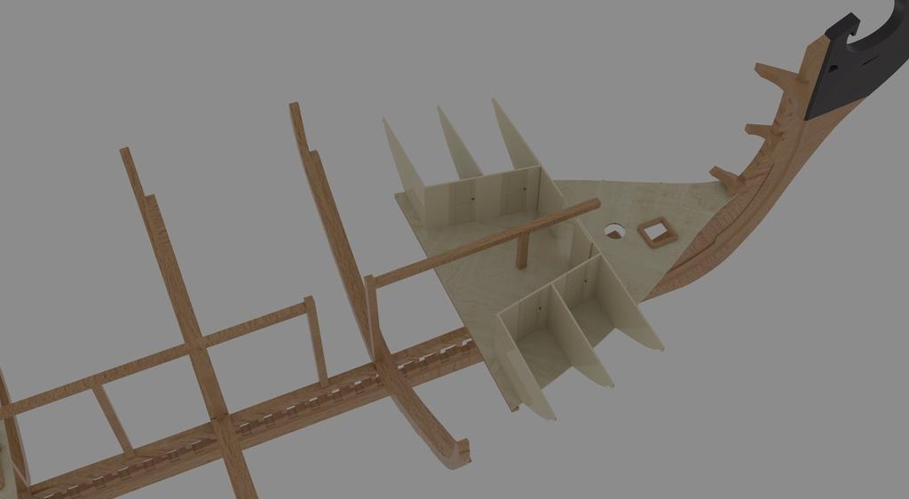 Mahonesa frégate- 34 canons1789 à 1:32 par A. Sorolla plans de Fermin Urtizberea - Page 3 Ma171121