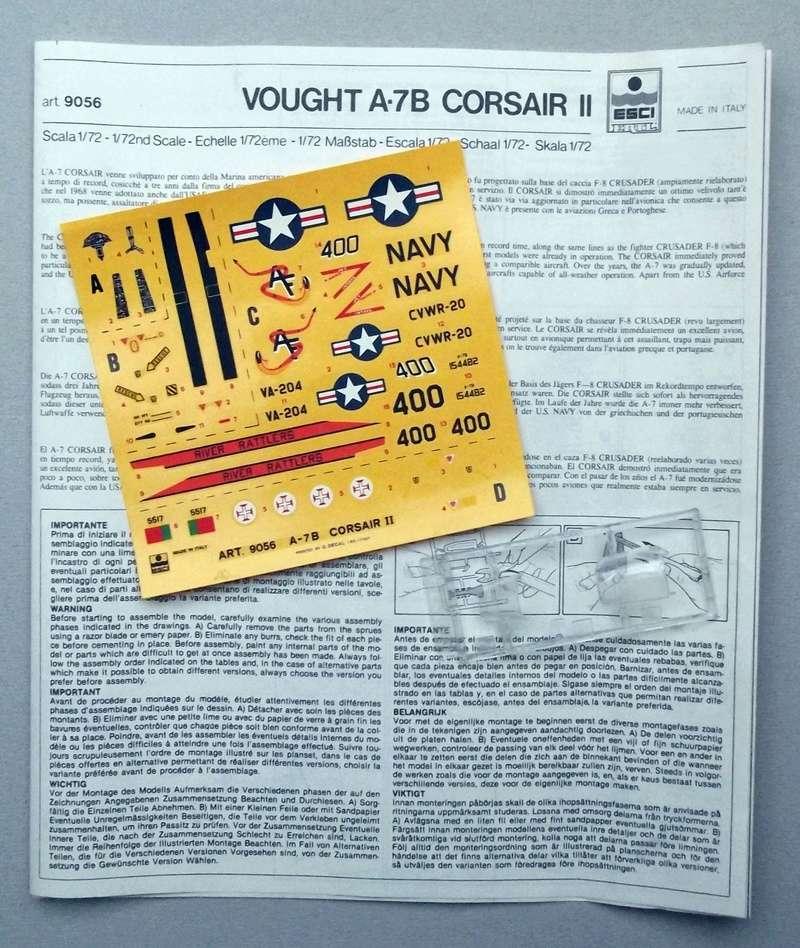 [Chrono 20] Esci - A7B Corsair II Dscf6838