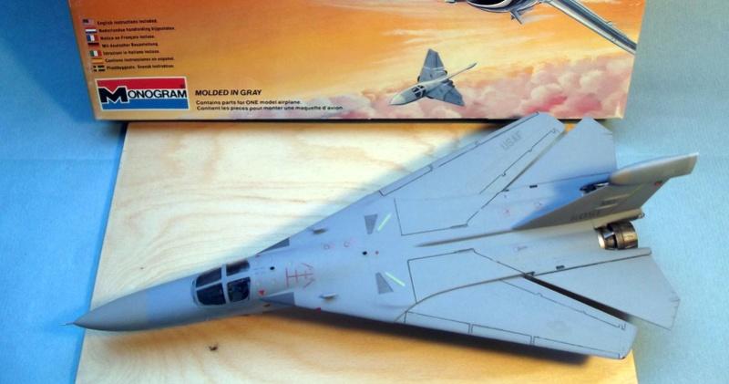 [Monogram] EF 111 Raven - Le corbeau de l'USAF au 1/72 Dscf7133
