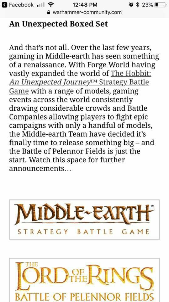 Middle Earth !! 34145510