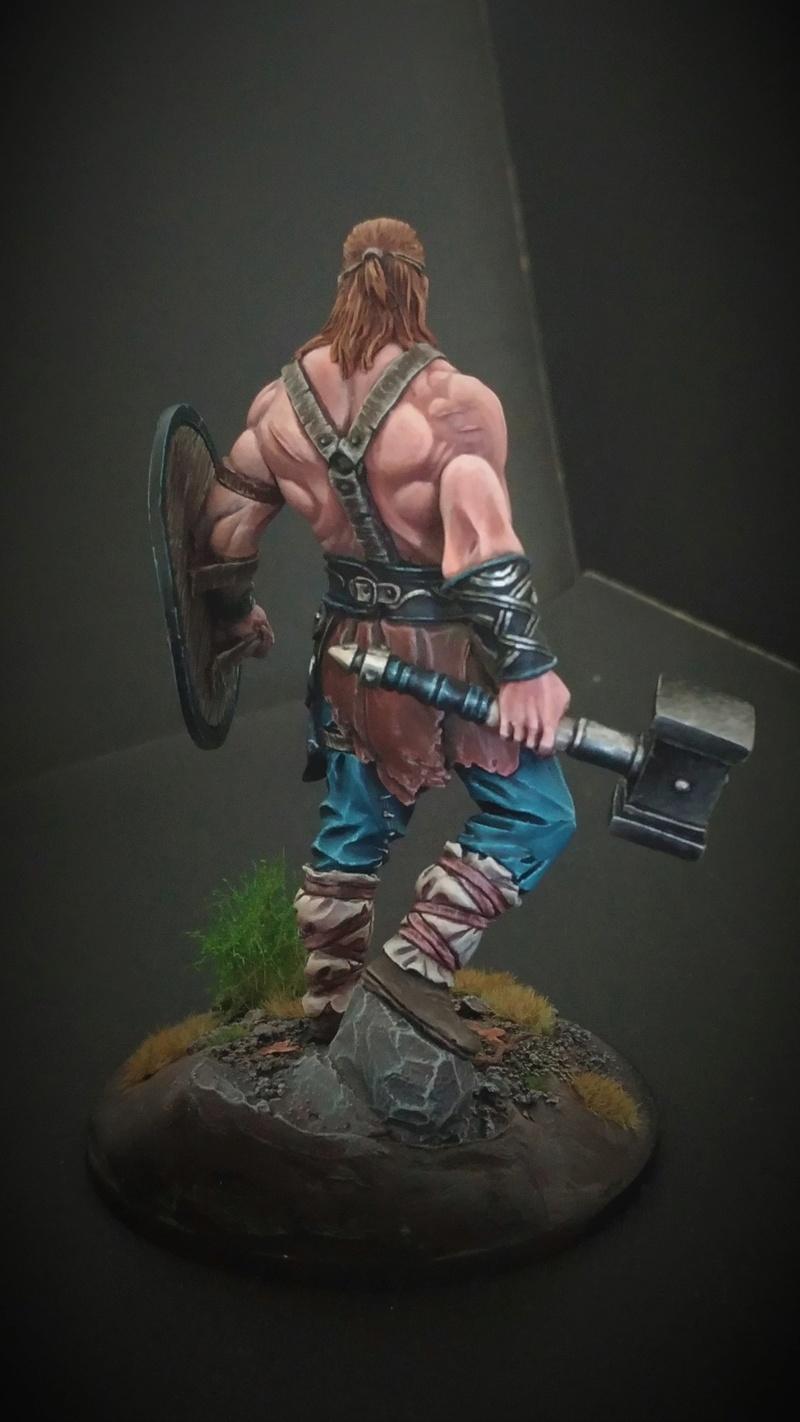 [Black Sun Miniature] Old Barbarian P_201810
