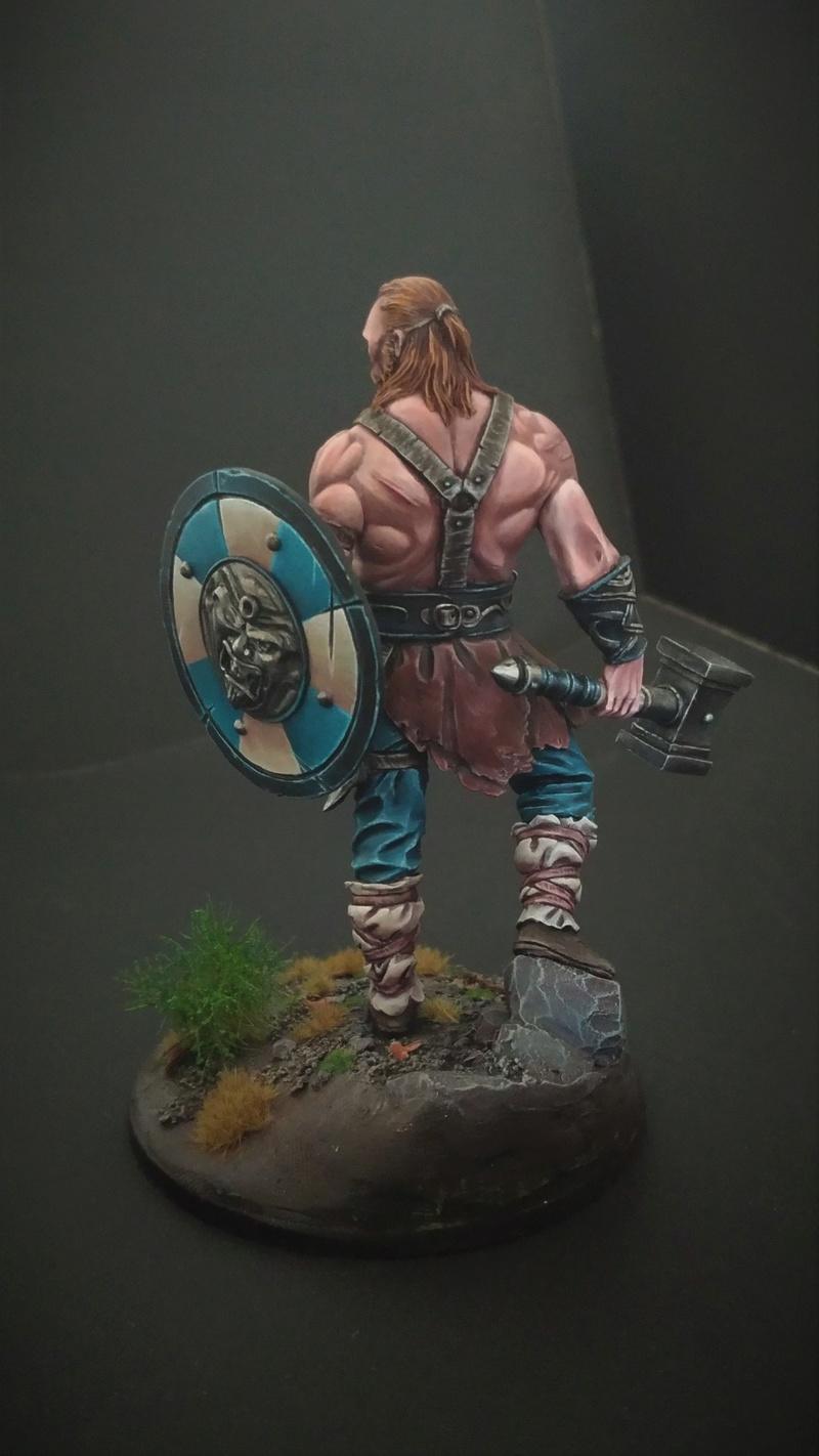 [Black Sun Miniature] Old Barbarian P_201811