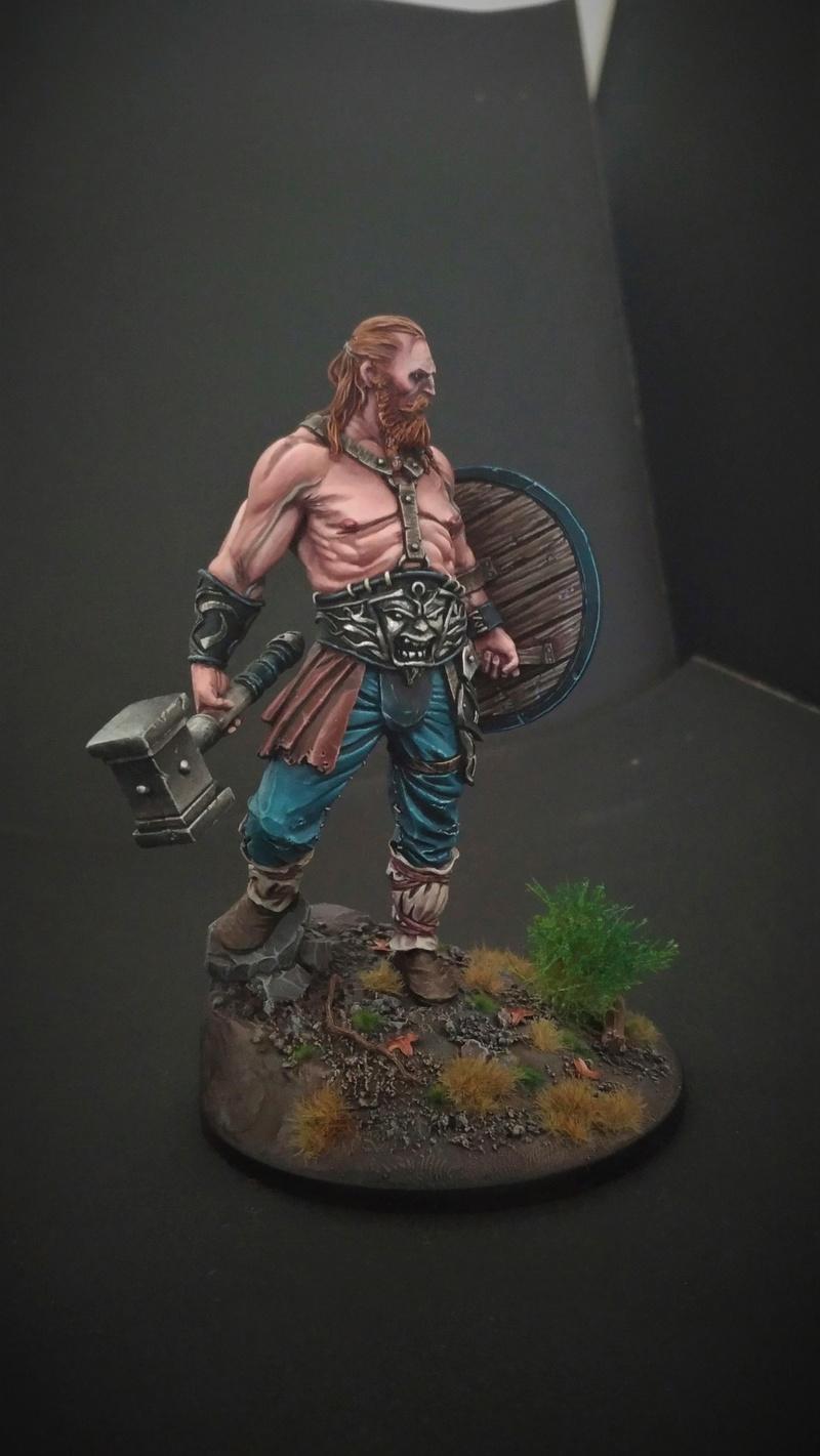 [Black Sun Miniature] Old Barbarian P_201812