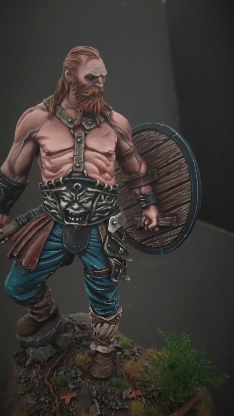 [Black Sun Miniature] Old Barbarian P_201814