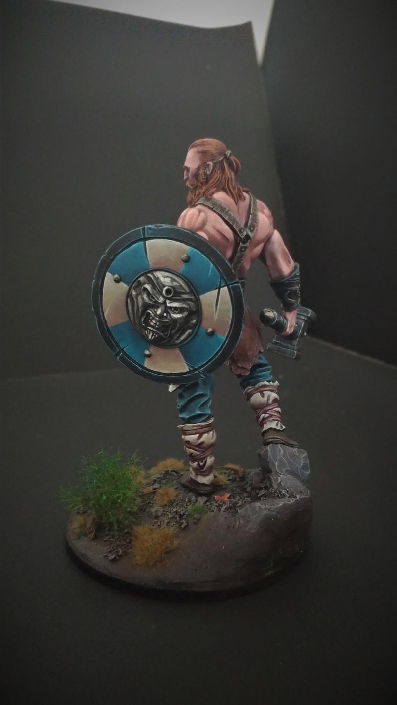 [Black Sun Miniature] Old Barbarian P_201815