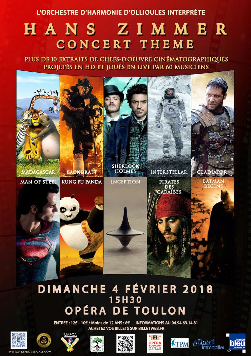 Manifestations Ville d'Ollioules Affich10