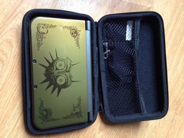 (VDS) Console 3DS Zelda Majora's mask / Zelda OOT 3D blister 33984413