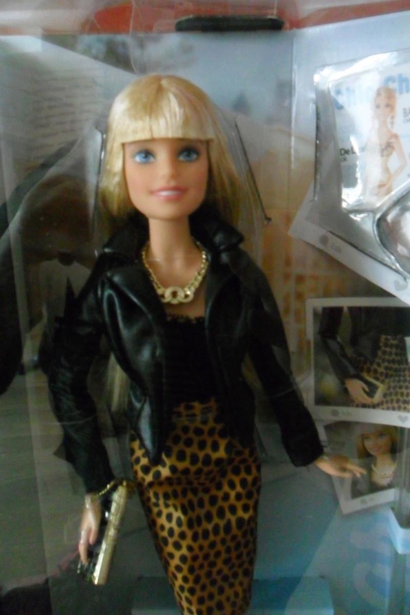 Mon premier amour poupesque : Barbie (Marni Senofonte, X Files et fashionistas) - Page 4 Sam_6210