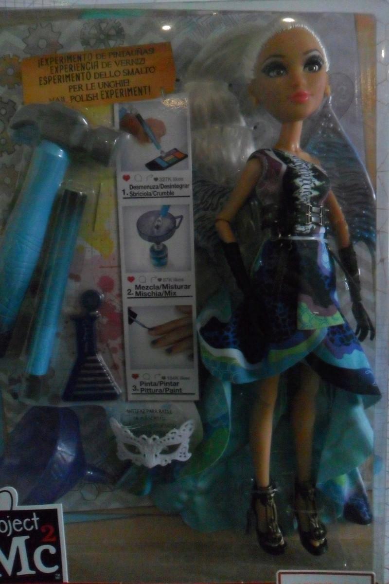 Parce qu'il n'y a pas que Barbie dans ma vie de collectionneuse ! Snapstar et Lol OMG Sam_6334
