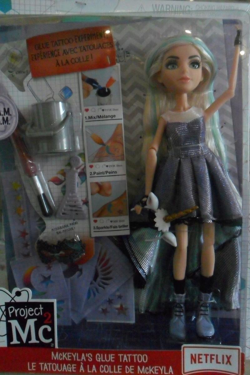 Parce qu'il n'y a pas que Barbie dans ma vie de collectionneuse ! Snapstar et Lol OMG Sam_6336