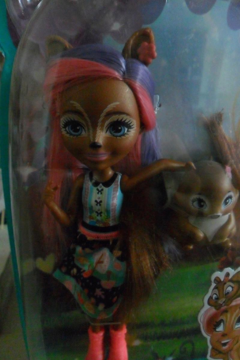 Les dernières petites de chez Mattel : les enchantimals Sam_6342