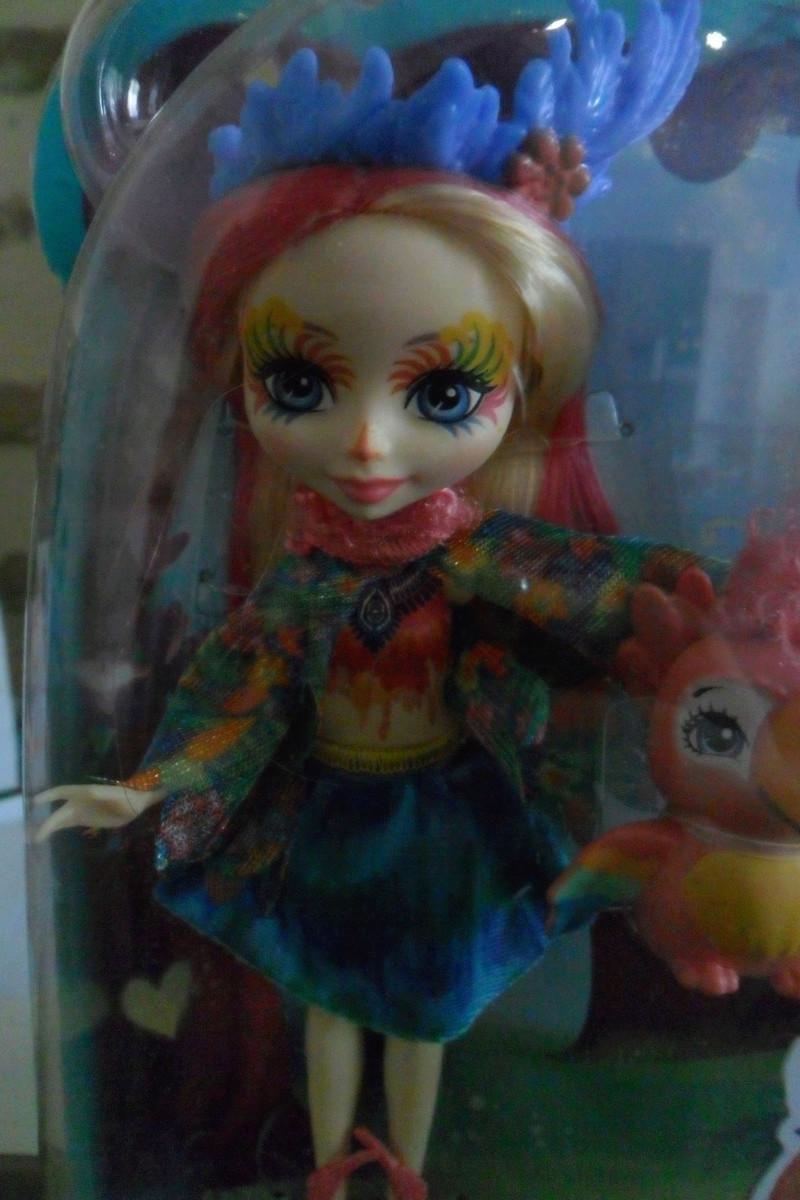 Les dernières petites de chez Mattel : les enchantimals Sam_6345