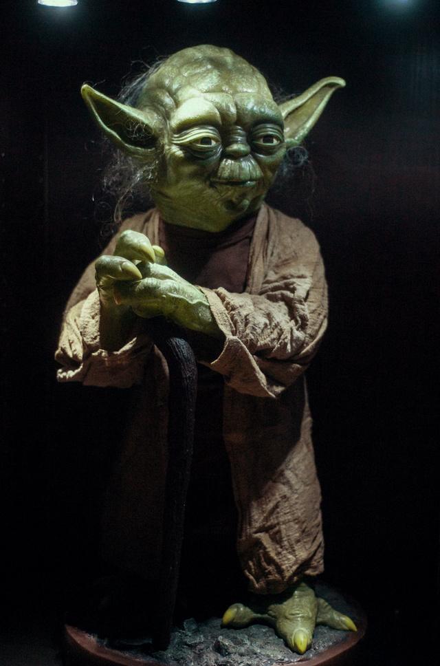 Customisation Yoda lifesized - Questions Yoda310