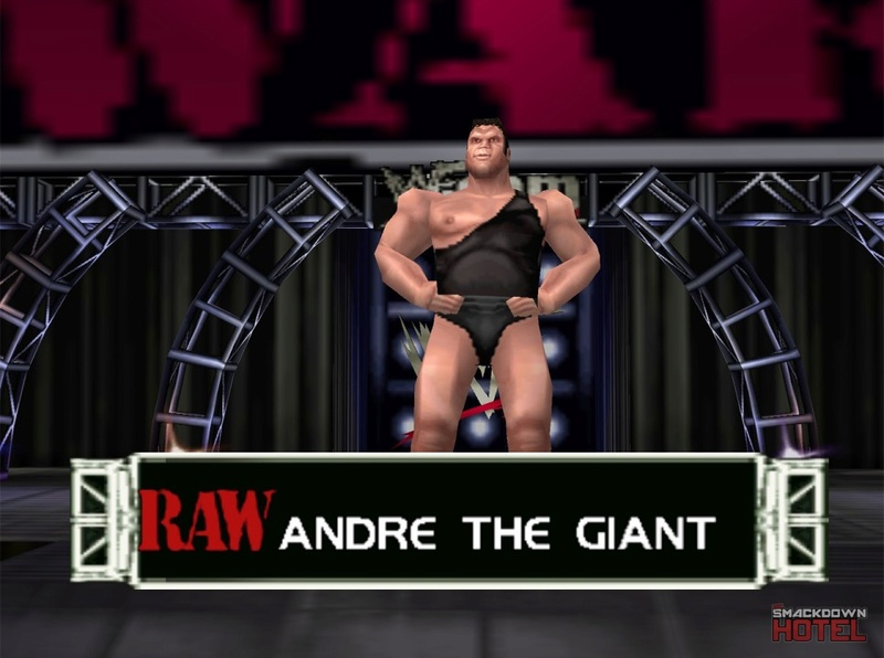 === André the Giant === Wwf_no12