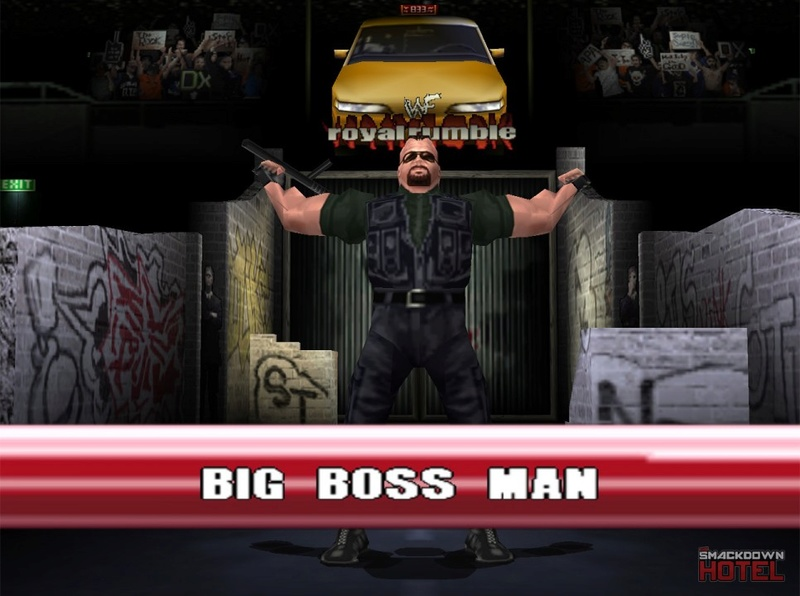 === Big Boss Man, The === Wwf_no13