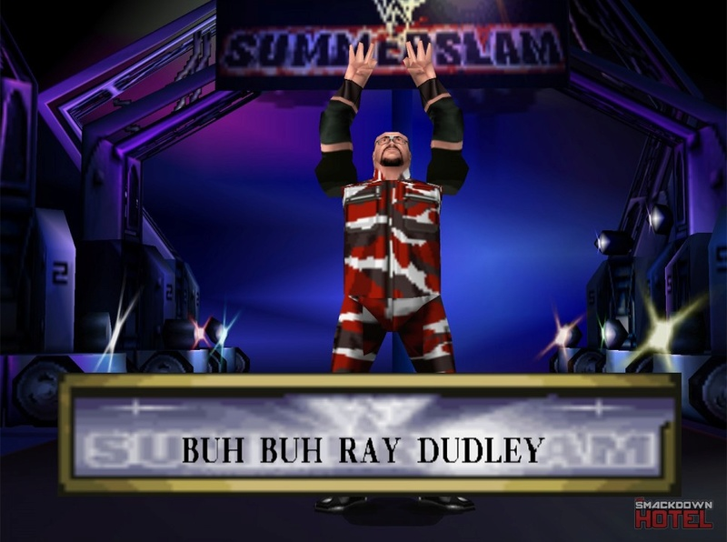 === Bubba Ray Dudley/Buh Buh Ray Dudley === Wwf_no16