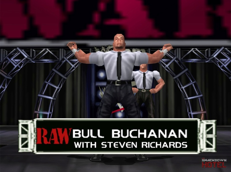 === Bull Buchanan === Wwf_no17