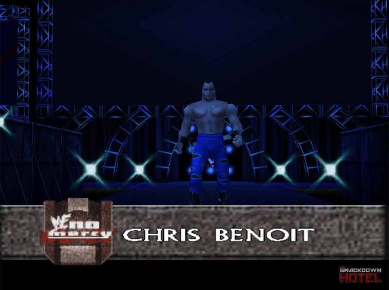 === Chris Benoit === Wwf_no18
