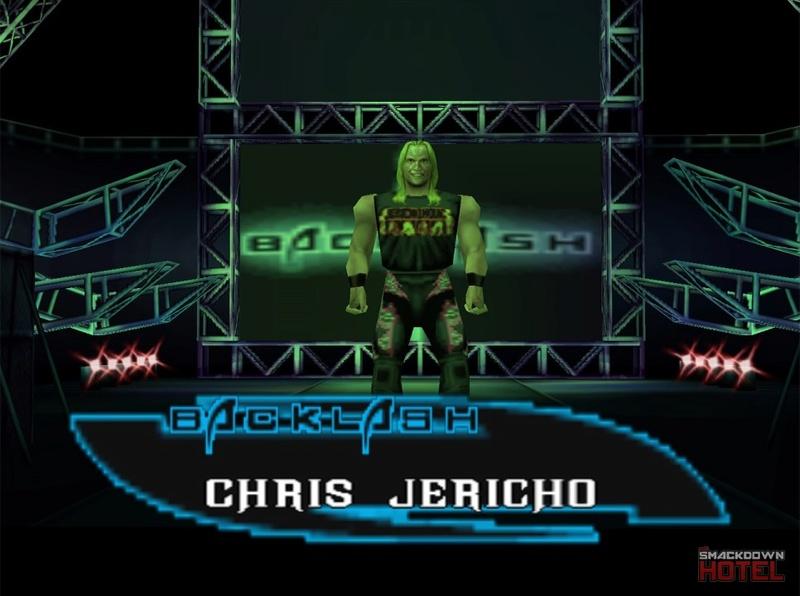 === Chris Jericho === Wwf_no19