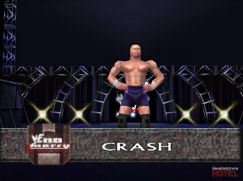 === Crash/Crash Holly === Wwf_no21