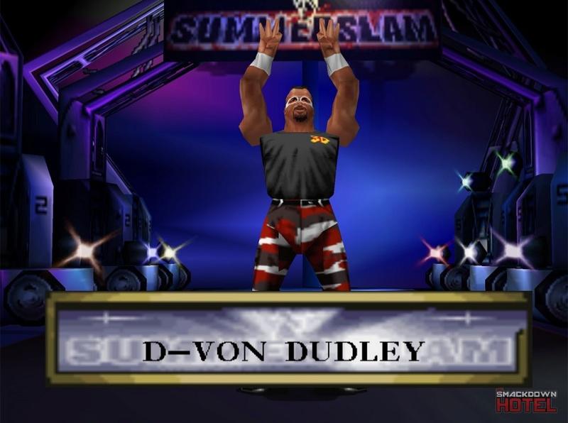 === D-Von Dudley === Wwf_no24