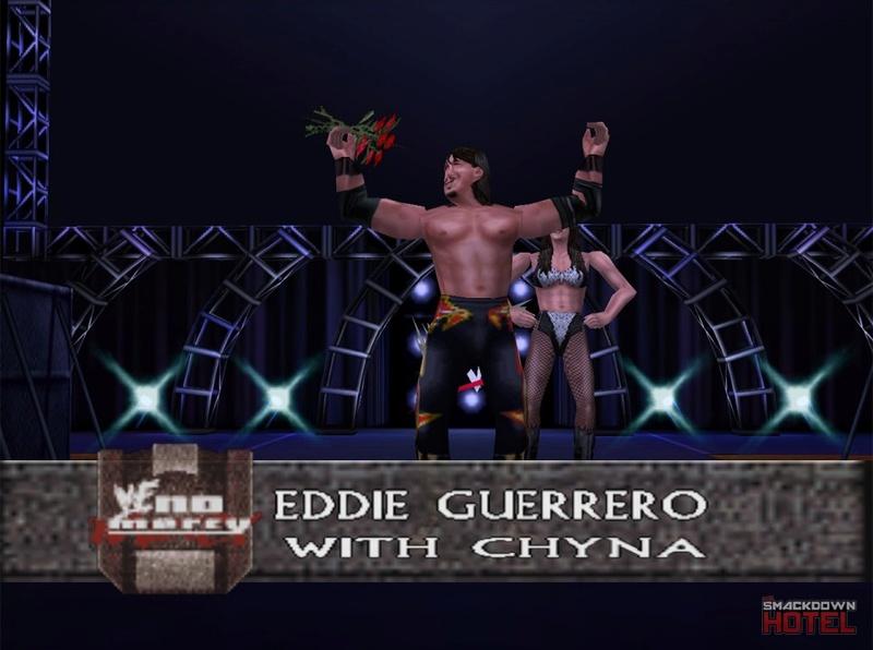 === Eddie Guerrero === Wwf_no25