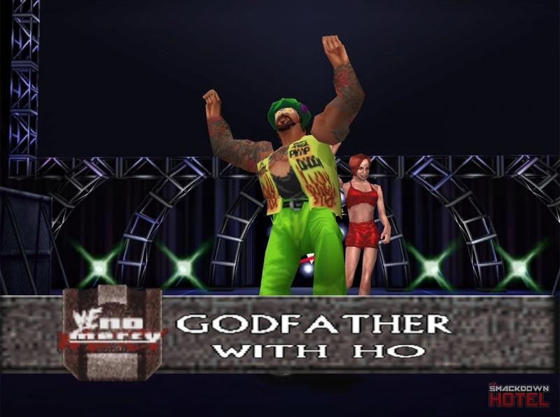 === Godfather, The/Goodfather, The === Wwf_no30
