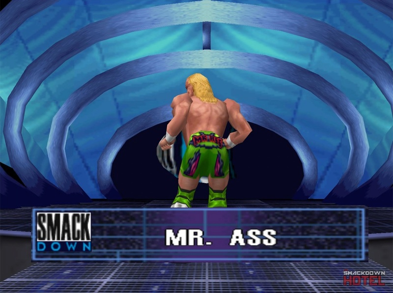 === Billy Gunn/Mr. Ass === Wwf_no39
