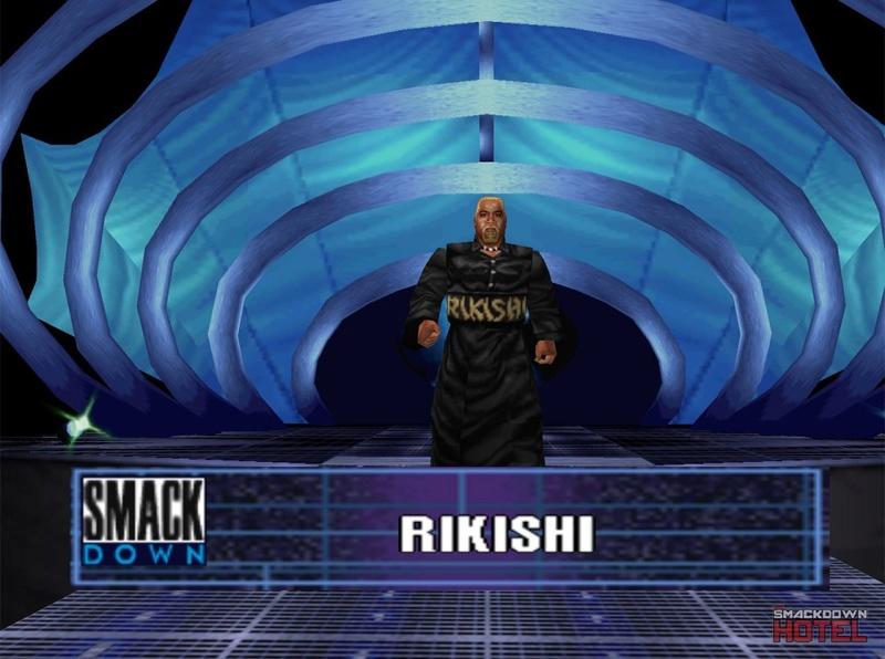 === Rikishi === Wwf_no41