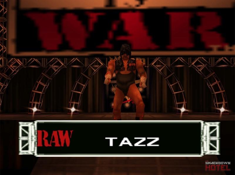 === Tazz ==== Wwf_no49
