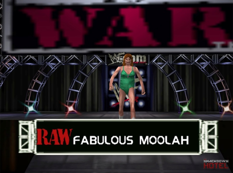 === Fabulous Moolah === Wwf_no67