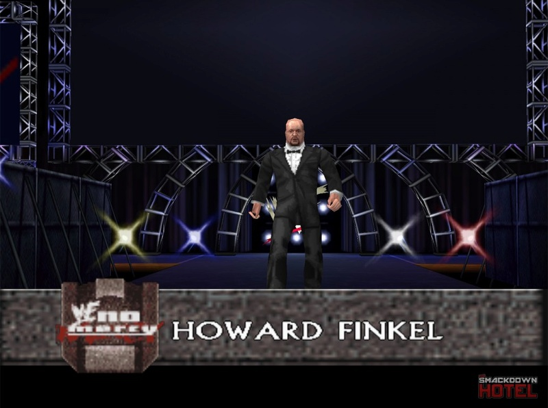 === Howard Finkel === Wwf_no73