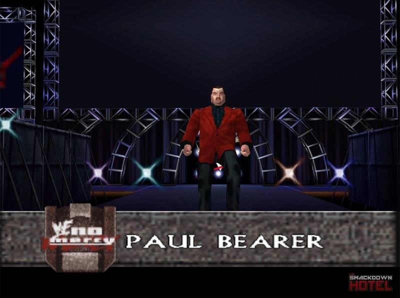 === Paul Bearer === Wwf_no74