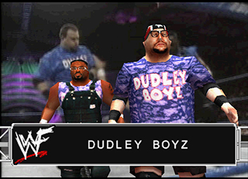 === Bubba Ray Dudley/Buh Buh Ray Dudley === Wwf_sm21