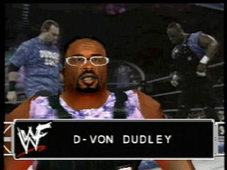 === D-Von Dudley === Wwf_sm22
