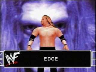 === Edge === Wwf_sm23