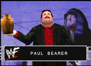 === Paul Bearer === Wwf_sm40